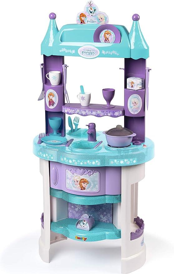 Eiskönigin Küche - Frozen Küche - Elsa Spielküche