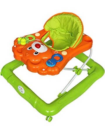 Bebe Style Baby Walker with Activity and Electronic Game