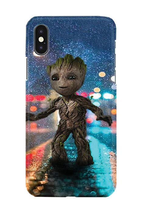 coque groot iphone xs max