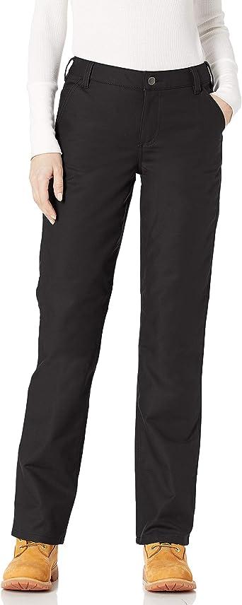 Carhartt Womens Original Fit Rugged Professional Pant