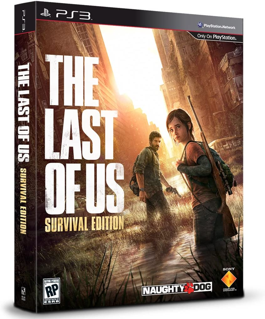 Amazoncom The Last Of Us Risk Management Survival Skills - The last of us abandoned territories map pack
