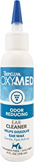 product image for TropiClean OxyMed Ear Cleaner for Pets, 4oz - Made in USA
