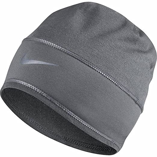 58346efe38af64 Amazon.com: Nike Unisex Running Skully Training Beanie,Cool Grey,One Size:  Clothing