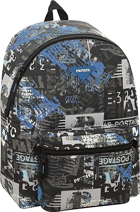 Privata 690386 Post Mochila Tipo Casual, 44 cm: Amazon.es: Zapatos y complementos