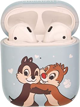 Amazon Com Chip And Dale Airpods Case Protective Hard Pc Shell
