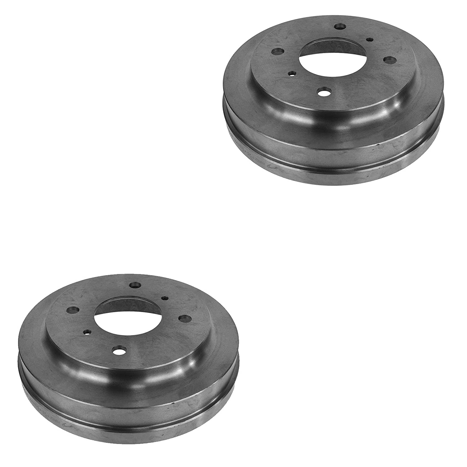 Brake Drums Shoes Rear Kit Set For Nissan Sentra Ford E150 Econoline 1999 Need The Drum Diagram Automotive