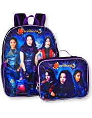 Disney Descendants Backpack with Lunchbox
