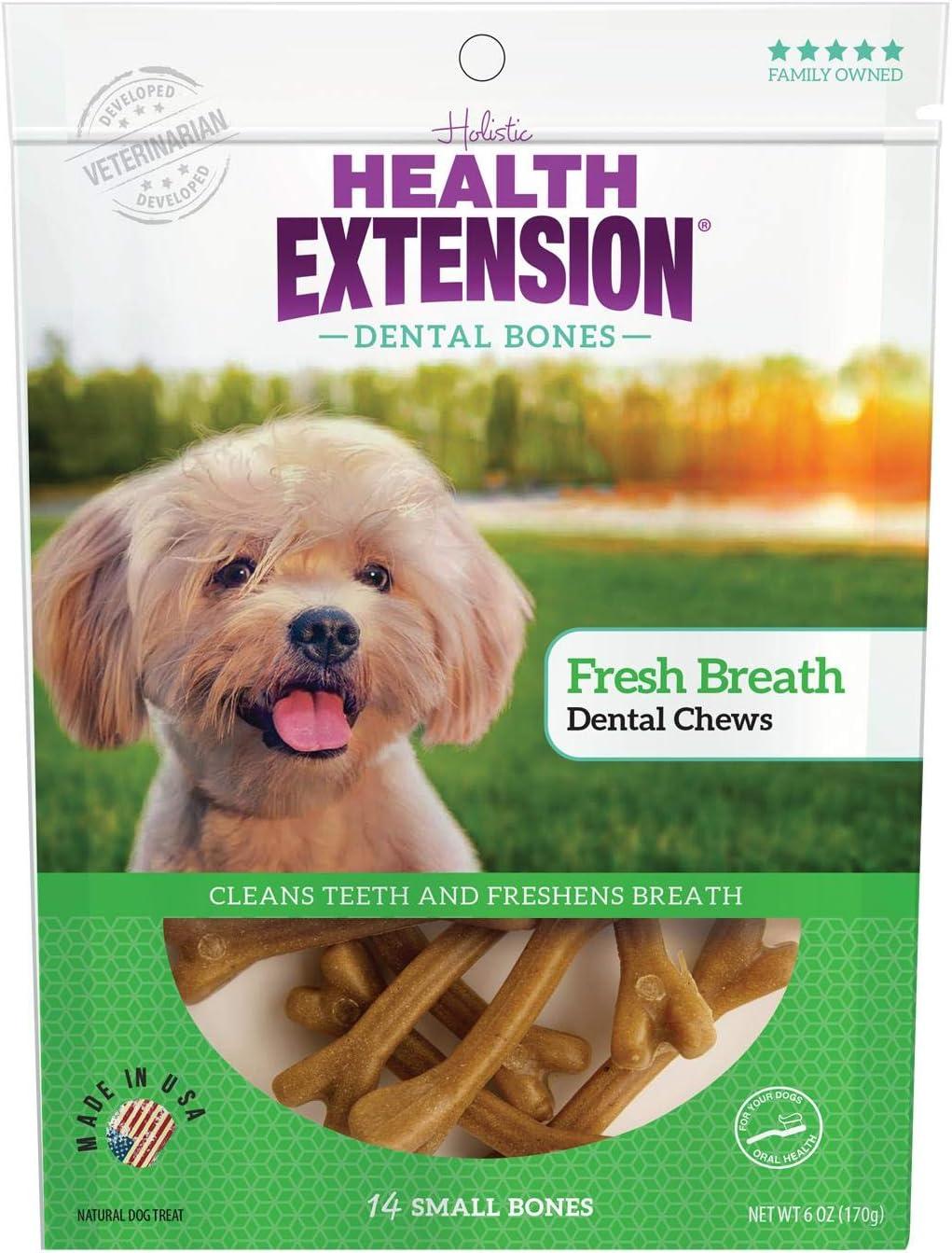 Health Extension Fresh Breath Dental Bones