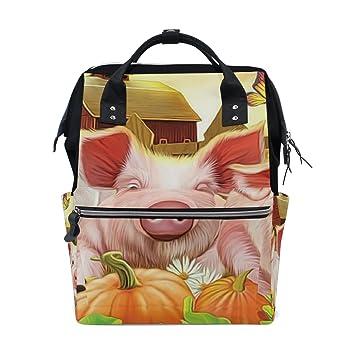 Amazon.com: mapolo calabazas cerdos Piggy mariposa granja ...
