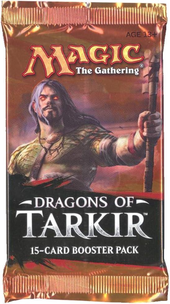 Magic El Encuentro - 332488 - Tarjeta de Juego - Dragons of Tarkir - Bo D36: Amazon.es: Juguetes y juegos