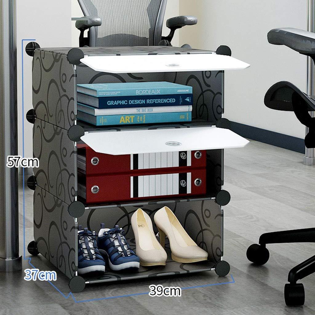 BOXSBAI Estante de impresión Estante de Almacenamiento ...
