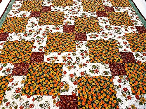 Quilted Table Runner / Table Topper / Centerpiece Mat / Tablecloth – (Quilted Shade)