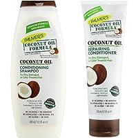 Palmer's Coconut Shampoo/Conditioner 400ml/250ml