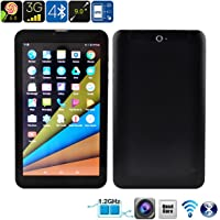 Tablet 3G Smartphone Dual Sim Android 6.0 Entrada para Sim Doble Camara Bluetooth Wifi GPS 9.0 Pulgadas Quad Core MTK 8321 8 GB Almacenamiento y 1GB RAM