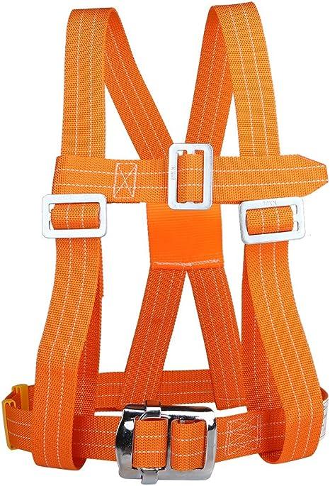 Professional Rock Climbing Fall Protection Full Body Harness Kids Safety Belt UK