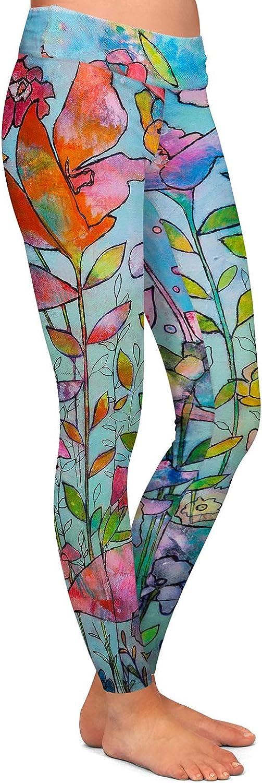 Athletic Yoga Leggings from DiaNoche Designs by Kim Ellery Subtlety 2