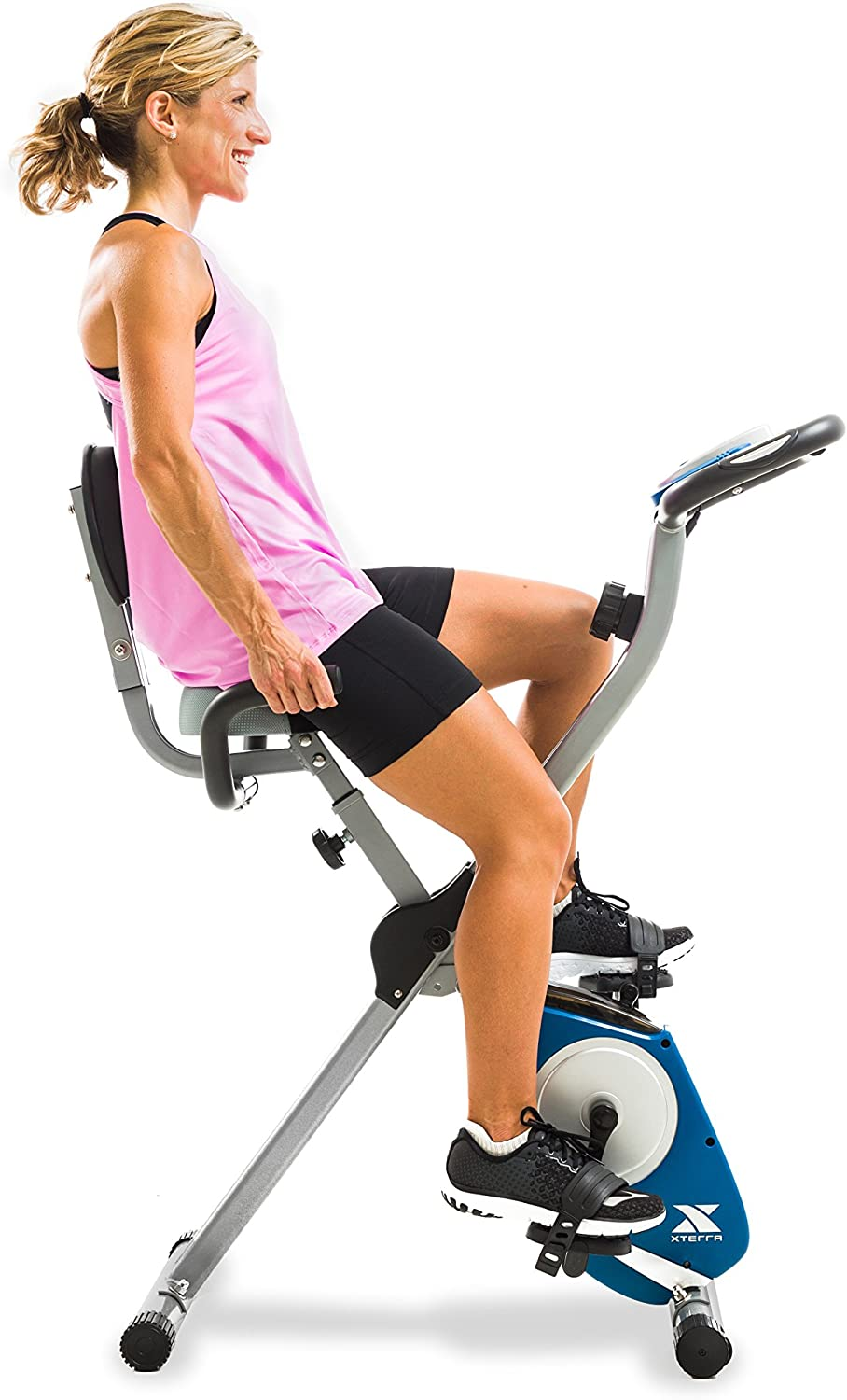 What do you get when you own an exercise bike at home