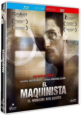Amazon.com: El maquinista: Brad Anderson, Christian Bale ...