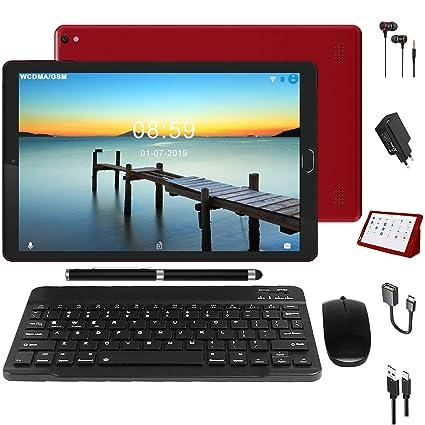 Tablet 10 Pulgadas Android 8.1 Tablet Procesador Quad-Core, 3GB de ...