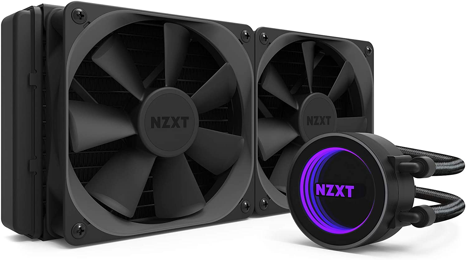 Amazon.com: NZXT Kraken X52 240mm - All-in-One RGB CPU Liquid ...