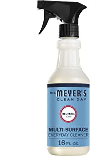 product image for Mrs. Meyer's Clean Day Multi-Surface Everyday Cleaner, Cruelty Free Formula, Bluebell Scent, 16 oz