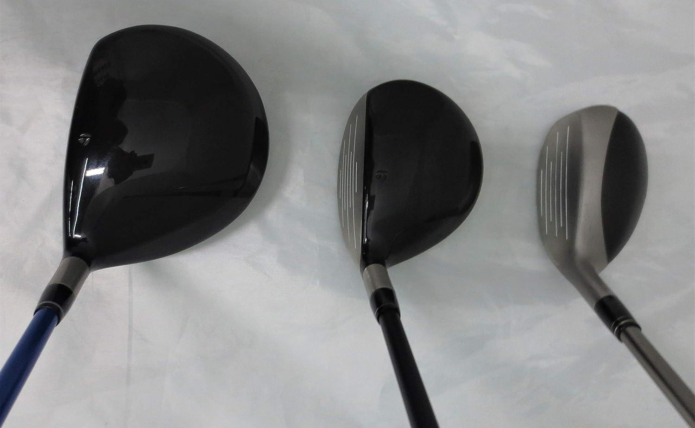 Amazon.com: TaylorMade Golf Club Set Driver, Wood, Hybrid ...