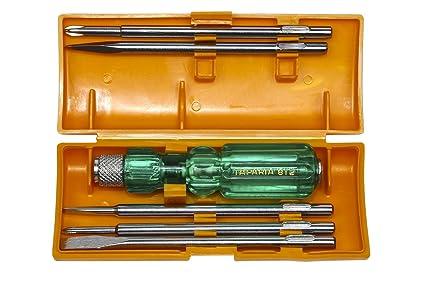 taparia screwdriver bit set
