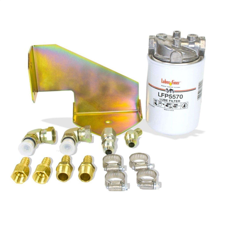 BD Diesel Performance 1064017 In-Line Transmission Filter Kit by BD Diesel Performance