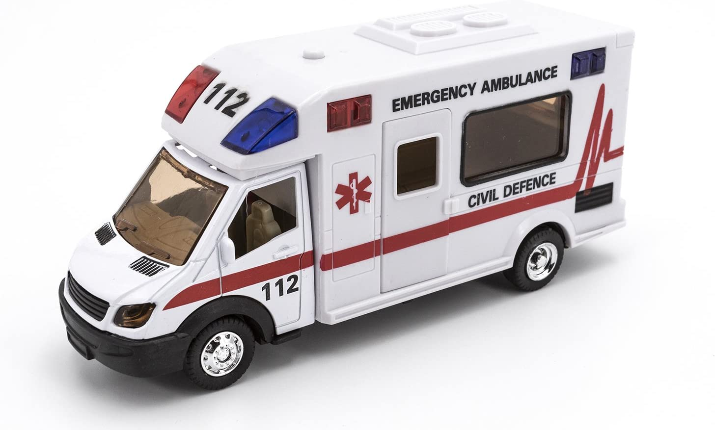 Toys Outlet - Emergency Ambulance 5401168283. Ambulancia