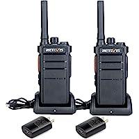 Retevis Rb26 Radios de dos vías de largo alcance, GMRS 30 canales Walkie Talkies para adultos, radio VOX de alta…