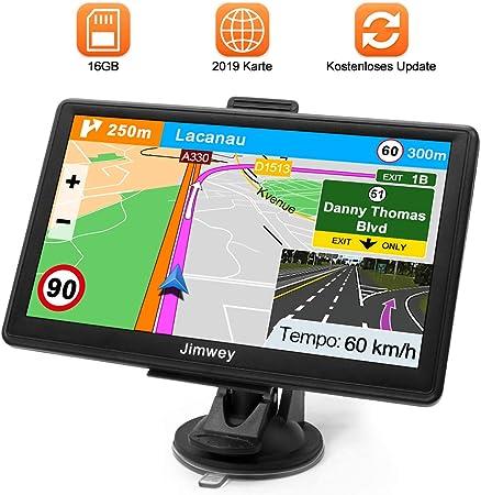 Navigationsgerät Für Auto Navigation Gps Navi Lkw Elektronik