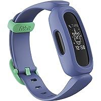 Fitbit Ace 3 Activiteitstracker voor kinderen vanaf 6 jaar. Motiverende geanimeerde wijzerplaten & Batterijduur tot 8…