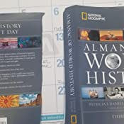 3rd Edition National Geographic Almanac of World History