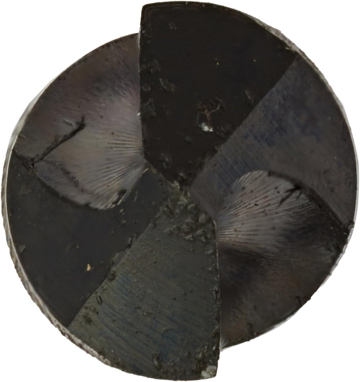 6-Pack Black Oxide Finish Triumph Twist Drill Co 057514 7//32 Diameter T6HH High Speed Steel Drill