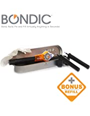 Bondic Pro Kit. All Purpose-Instant Fix. Faster & Stronger Than Any Glue, Adhesive, Epoxy, 8 Gram Kit, Over 150 Fixes