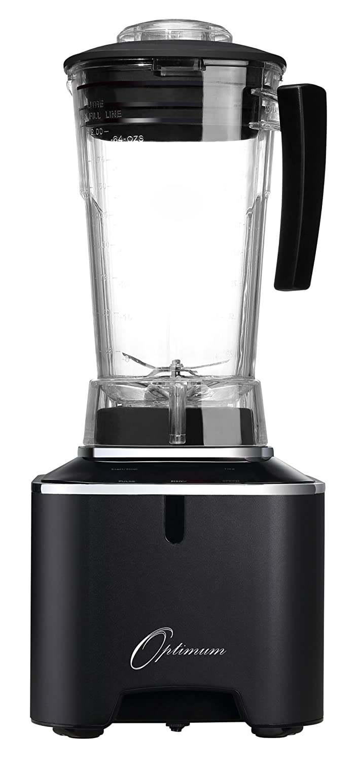 OPTIMUM G2.1 2,835 Watt High Speed Multifunction Platinum Blender with 67.6 fl oz. Commercial-Quality Jug