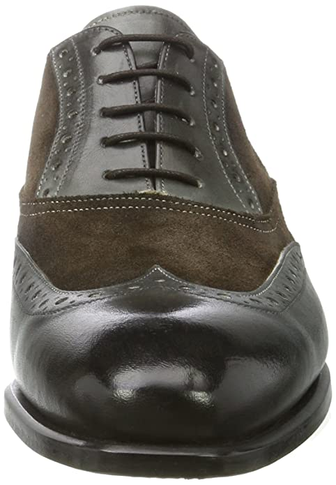 Coat Armour, Brogues Homme, Gris (Grey 020), 40 EUKenneth Cole