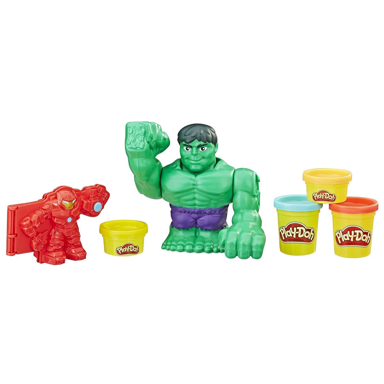 unisex de Child Hasbro e1951eu5/Marvel Hulk plastilina