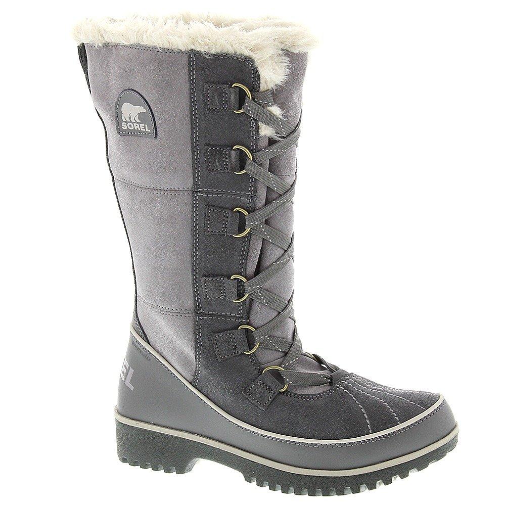 99a50fdd3eed Sorel W Tivoli High II - Quarry - US 12   UK 10   EU 43 - Womens Waterproof  Warm Winter Boots  Amazon.co.uk  Shoes   Bags
