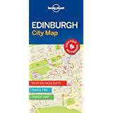 Lonely Planet Edinburgh City Map