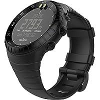 "Suunto Core""saat Band, bilek MoKo Classic yedek Soft bant için bant ile metal toka SUUNTO Core Smart Watch, 14cm-9,06inç (140mm-230mm) el bileği."