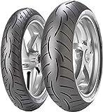 Metzeler Roadtec Z8 Tire 120/70ZR-17 - M Front 2283600