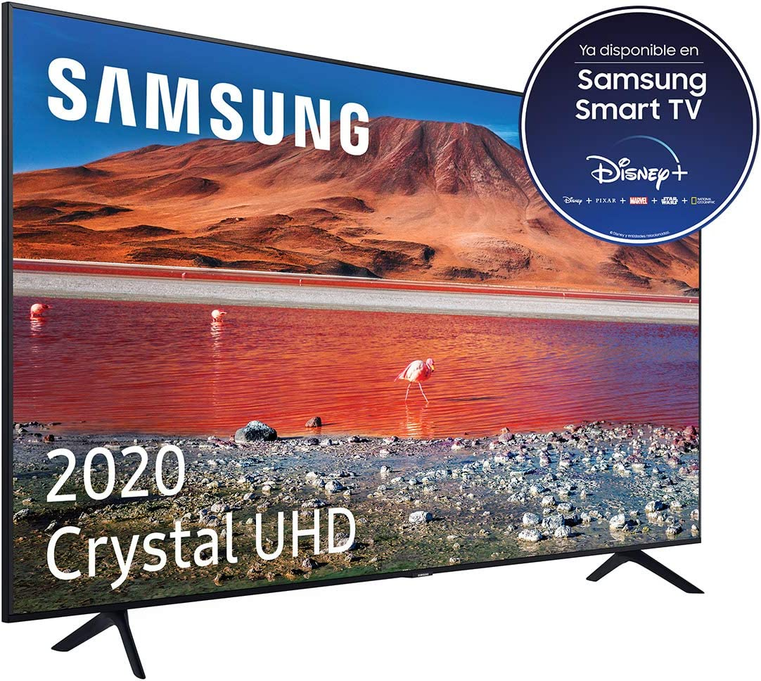 Samsung Crystal UHD 2020 50TU7005- Smart TV de 50