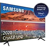 """Samsung Crystal UHD 2020 43TU7005- Smart TV de 43"""", Resolución 4K, HDR 10+, Crystal Display, Procesador 4K, Función One…"""