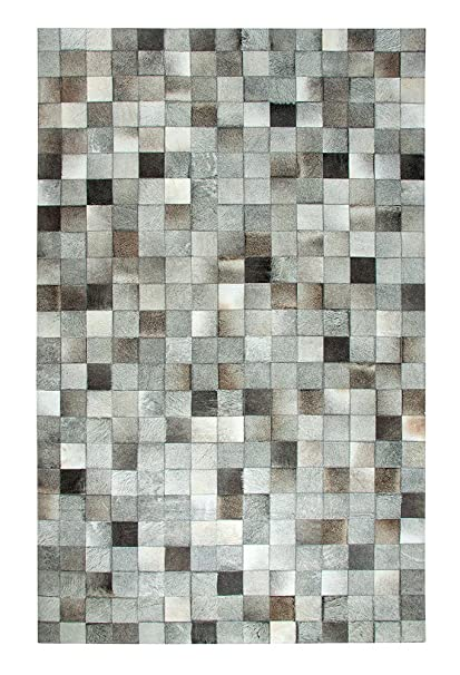 Amazon Com Dynamic Rugs 8110 960 Ltr Work Rug 5 X 8 Grey