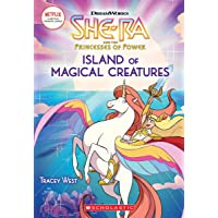 She-Ra Chapter Book #2: Island of Magical Creatures