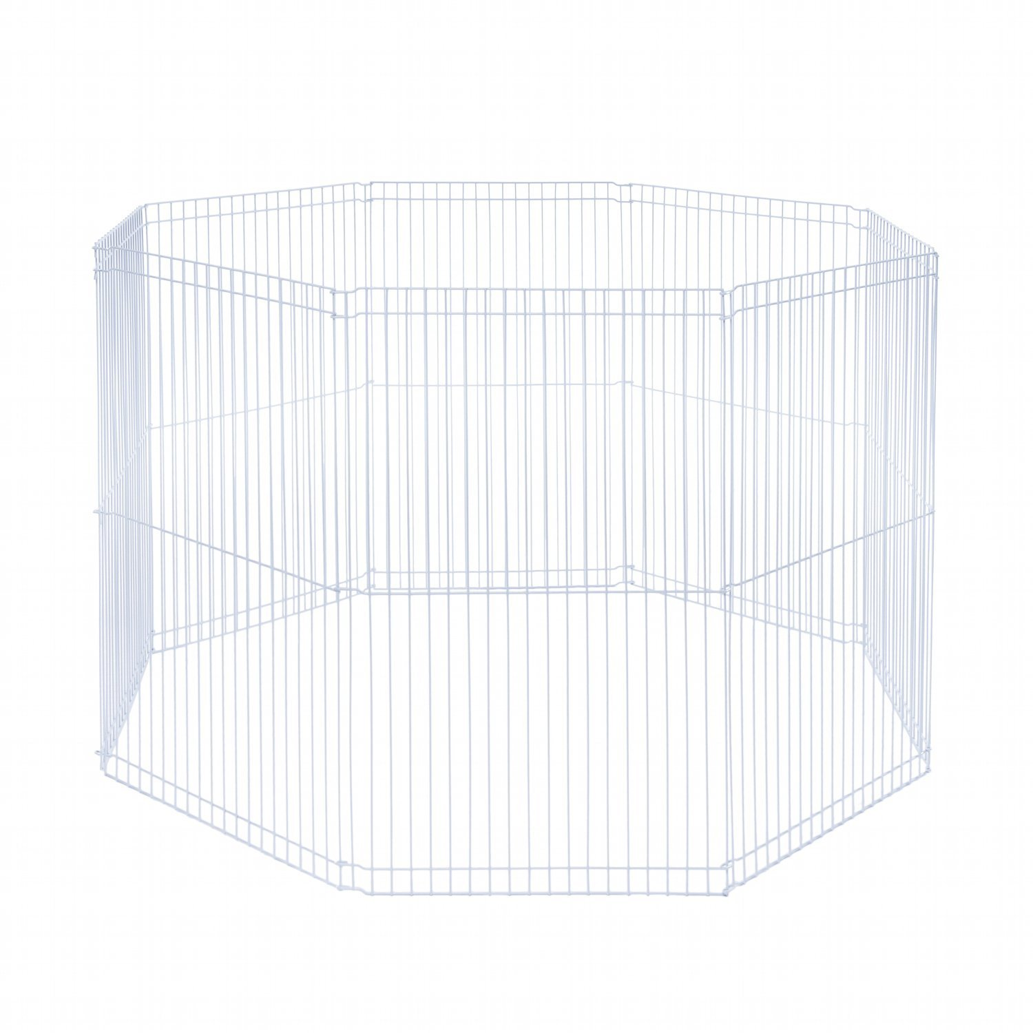 Prevue Pet Products SPV40094 Small Animal 8-Panel Play Pen, 18 by 29-Inch by Prevue Pet Products (Image #2)