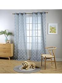 miuco sheer curtains
