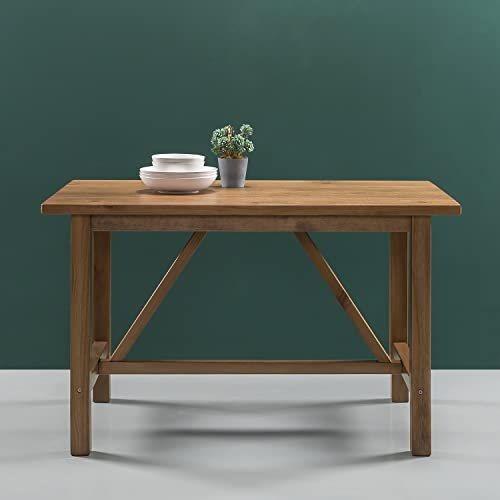 Zinus Brandon Detailed Dining Table