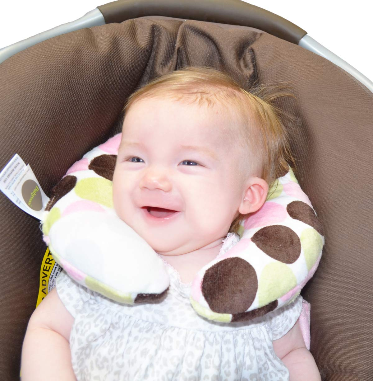 Babymoon Pod - for Flat Head Syndrome & Neck Support